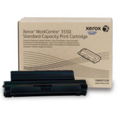 Принт Картридж WorkCentre 3550 (5000 отпечатков) (106R01529)Тонер-картриджи для лазерных аппаратов Xerox<br>Принт Картридж<br>