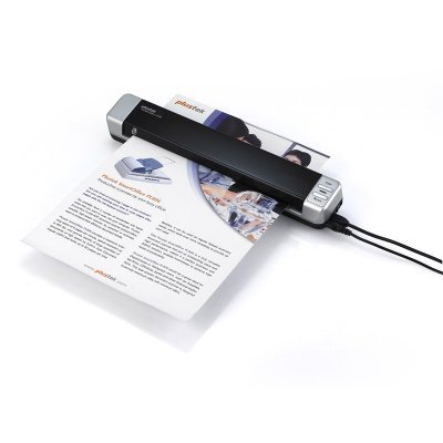 Сканер Plustek MobileOffice S420 портативный (0180TS)Сканеры Plustek<br>12 стр в минуту<br>