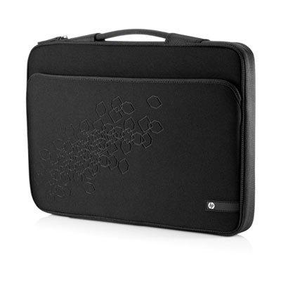 Сумка для ноутбука HP Black Cherry Sleeve WU673AA 15.6 (WU673AA) hp q7551xc black