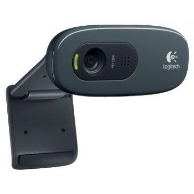 Веб-камера Logitech HD C270 (960-000636)