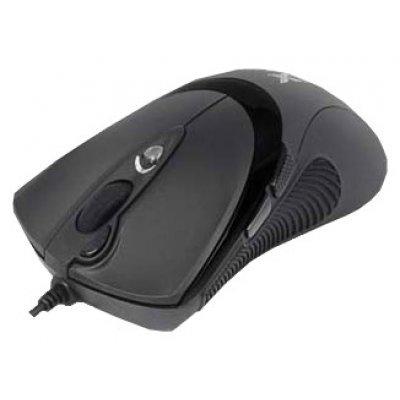 Мышь A4Tech X-748K черная (X-748K USB)Мыши A4-Tech<br>optical Extra High Speed Oscar Editor USB<br>