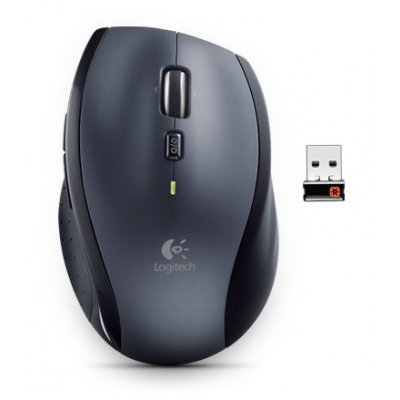 Фото Мышь Logitech Wireless Mouse M705 (910-001950)
