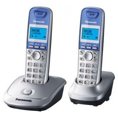Радиотелефон Panasonic KX-TG2512RU1 (KX-TG2512RU1) радиотелефон dect panasonic kx tg6722rub черный