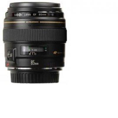 Объектив Canon EF 85mm 1.8 USM / 2519A012 (2519A012)