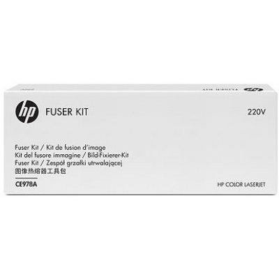 Печка Fuser Kit (220V) - HP Color LaserJet CP5525 (CE978A) (CE978A)Фьюзеры HP<br><br>