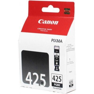 Картридж (4532B001) Canon PGI-425PGBK черный (4532B001)Картриджи для струйных аппаратов Canon<br>для iP4840/MG5140<br>