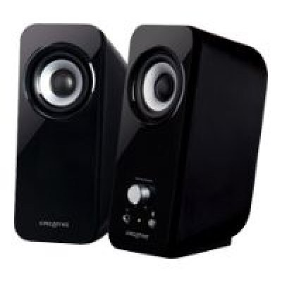 Колонки Creative Inspire T12 Wireless (51MF1650AA000)Компьютерная акустика Creative<br>SPEAKER INSPIRE 2.0 T12 WRL/BLACK 51MF1650AA000 CREATIVE<br>