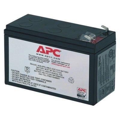 Аккумуляторная батарея для ИБП APC APCRBC106 Replacement Battery Cartridge (APCRBC106), арт: 72853 -  Аккумуляторные батареи для ИБП APC