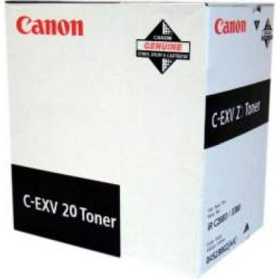 Тонер (0438B002) Canon C-EXV20 Magenta (0438B002)Тонеры для лазерных аппаратов Canon<br><br>