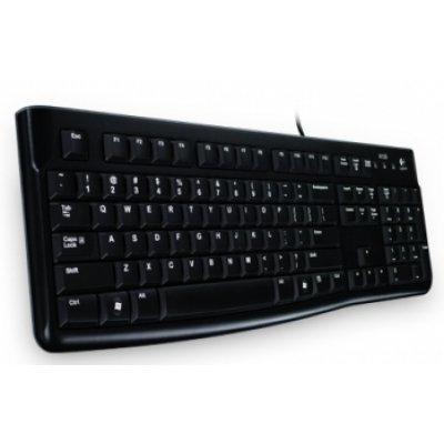 Клавиатура Logitech K120 (920-002506) (920-002506) клавиатура logitech k810 bluetooth illuminated 920 004322