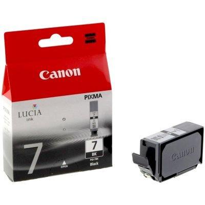 Картридж (2444B001) Canon PGI-7 Черный (2444B001) чернильный картридж canon pgi 29pm
