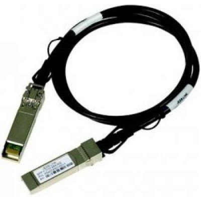 Кабель оптический NETGEAR AXC761-10000S (AXC761-10000S)Кабели оптические Netgear<br>1м кабель для прямого подключения коммутаторов через SFP+<br>