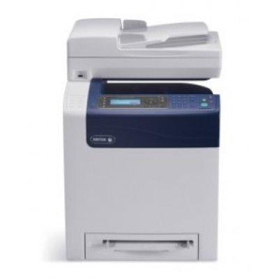 Цветное МФУ Xerox WorkCentre 6505N (6505V_N)Цветные лазерные МФУ Xerox<br>A4, Цветной лазерный принтер, сканер, копир, факс, 23/23ppm, максимальная месячная нагрузка  30000 страниц, 256MB, PS3, PCL6, USB, Eth<br>