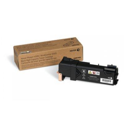Принт Картридж Phaser 6500 / WorkCentre 6505 Черный (3000 images) (106R01604)Тонер-картриджи для лазерных аппаратов Xerox<br>Черный картридж<br>