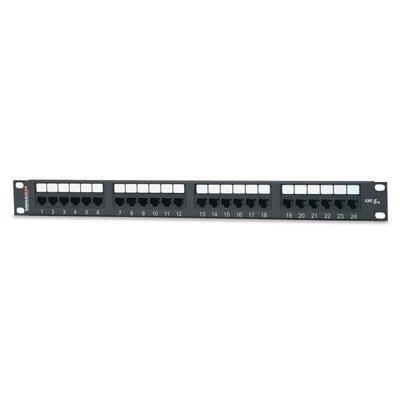 Патч панель UTP, 24 порта RJ45, 5e, 19, 1U (UTP, 24 порта RJ45, 5e, 19, 1U)Патч-панели Noname<br>(Описание)<br>