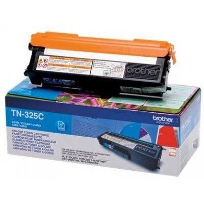 Картридж (TN325C) Brother TN-325C голубой (TN325C)Тонер-картриджи для лазерных аппаратов Brother<br>HL-4150CDN, MFC-9465CDN<br>