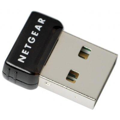 Wi-Fi адаптер Netgear WNA1000M (WNA1000M-100PES)Адаптеры Wi-Fi Netgear<br>150 Мбит/с<br>