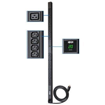 Блок распределения питания (PDU) Tripp Lite PDUMV20HV (PDUMV20HV) кабель питания tripp lite p036 006 p036 006