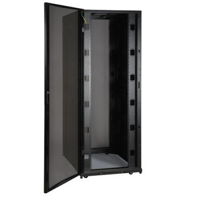 Шкаф телекоммуникационный, 750мм, 42U, собранный (SR42UBWD)Шкафы Tripp Lite<br>Шкаф телекоммуникационный, 750мм, 42U, собранный<br>