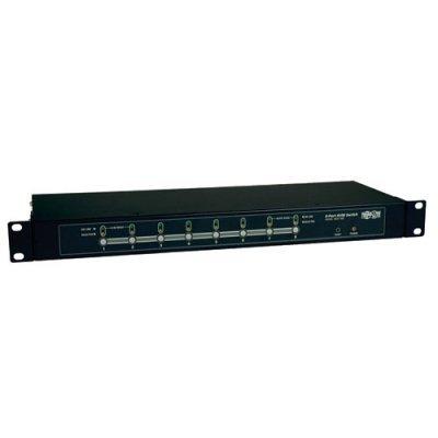 KVM переключатель Tripp Lite B007-008 (B007-008) кабель питания tripp lite p036 006 p036 006