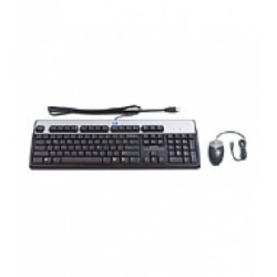Клавиатура + мышь HP USB Keyboard and Optical Mouse Kit Russian (638214-B21) (638214-B21) buy monitor keyboard and mouse
