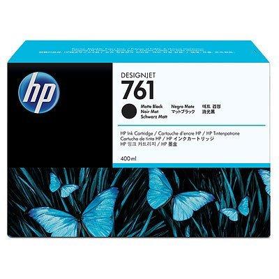 Картридж HP 761 матовый черный (CM991A) (CM991A)Картриджи для струйных аппаратов HP<br>Матовый черный для принтеров Designjet, 400 мл<br>