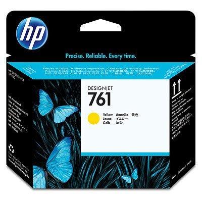 Печатающая головка HP 761 Designjet (CH645A) желтый (CH645A)Печатающие головки HP<br>для плоттетов<br>