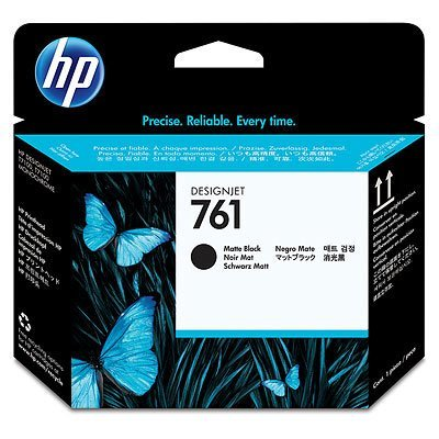 Печатающая головка HP 761 Designjet (CH648A) матовый черный/матовый черный (CH648A)Печатающие головки HP<br>для плоттеров<br>