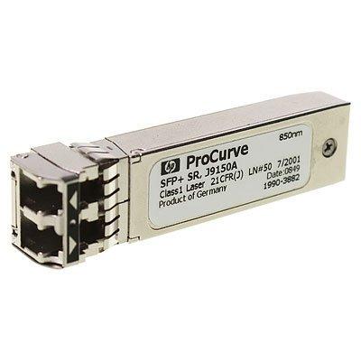 Трансивер HP X132 10G SFP+ LC SR (J9150A) кабель hp premier flex lc lc om4 2f 5m cbl qk734a