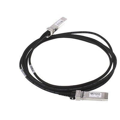 Кабель HP X242 SFP+ SFP+ 1m Direct Attach Cable (J9281B) (J9281B) кабель nym j 3х6 0 5м гост