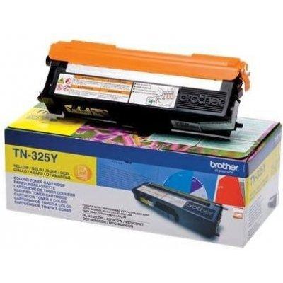 Картридж Brother TN325Y (TN325Y)Тонер-картриджи для лазерных аппаратов Brother<br>желтый для HL-4150CDN, MFC-9465CDN<br>