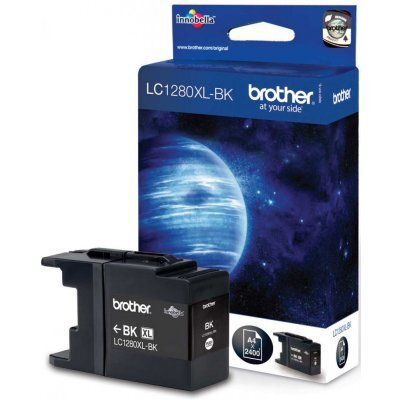 Картридж Brother LC1280XLBK черный (LC1280XLBK) replacement ink cartridge for brother mfc j6510dw more