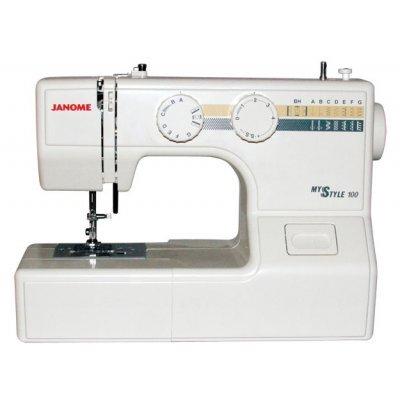 Швейная машина Janome 100MS (100MS) janome ms 102 отзывы