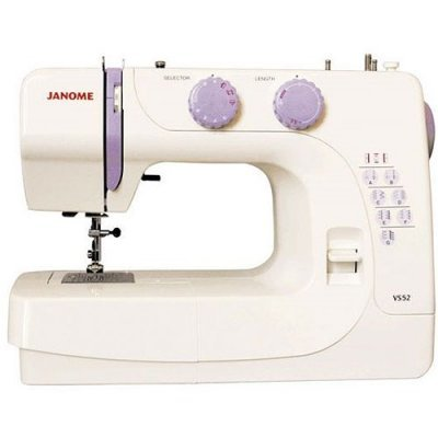 Швейная машина Janome VS52 (VS52) швейная машина janome dresscode