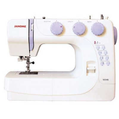 Швейная машина Janome VS54S (VS54S) швейная машина janome dresscode