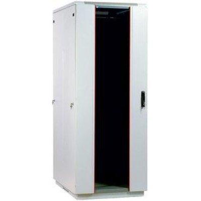 Шкаф телекоммуникационный ЦМО напольный 42U (800x1000) дверь стекло, 3 места (ШТК-М-42.8.10-1ААА) (ШТК-М-42.8.10-1ААА)