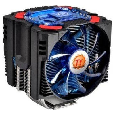 Вентилятор Thermaltake Frio OCK (CL-P0575) (CL-P0575)Кулеры для процессоров Thermaltake<br>Socket-ALL Heatpipe (240W)<br>