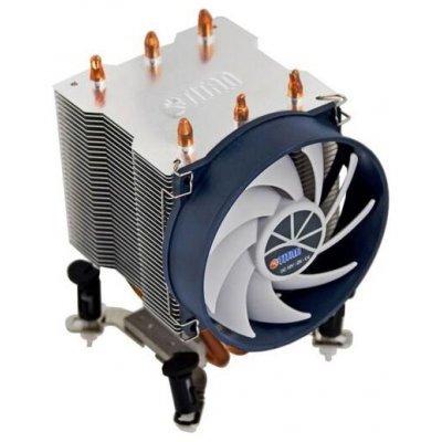Вентилятор Titan TTC-NK35TZ/R(KU) Socket (1366/1156/1155/775/K8/AM2/AM3 heatpipes silent) (TTC-NK35TZ/R(KU)) цена