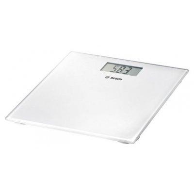 Весы Bosch PPW3300 (PPW3300)Весы Bosch<br>электронные, стеклянная платформа, нагрузка до 180 кг, очень точное измерение, автовключение, автовыключение<br>