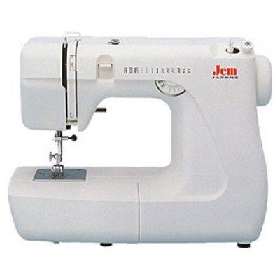 Швейная машина Janome Jem (Jem) швейная машина vlk napoli 2400
