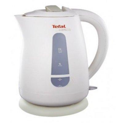 Электрический чайник Tefal KO2991 (KO2991)Электрические чайники Tefal<br>чайник, объем 1.5 л, мощность 2200 Вт, закрытая спираль, установка на подставку в любом положении, пластиковый корпус, индикация включения<br>
