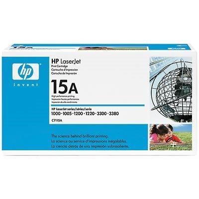 Картридж HP (C7115A) для HP LJ 1200/ 1000/ 1220/ 3300 mfp (C7115A)Тонер-картриджи для лазерных аппаратов HP<br>на 2500 стр. Для: LJ 1220 (C7045A), LJ 3300mfp (C9124A), LJ 3320mfp (C9125A), LJ 3320n mfp (C9151A), LJ 3330mfp (C9126A),  LJ 1200n (C7048A).<br>