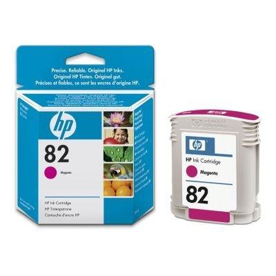 Картридж HP № 82  (C4912A) для DesignJet 500/ 800  пурпурный (C4912A)Картриджи для струйных аппаратов HP<br>подходит к DesignJet 500/ 800/ 500ps/ 800ps/ 10ps/ 20ps/ 50ps<br>