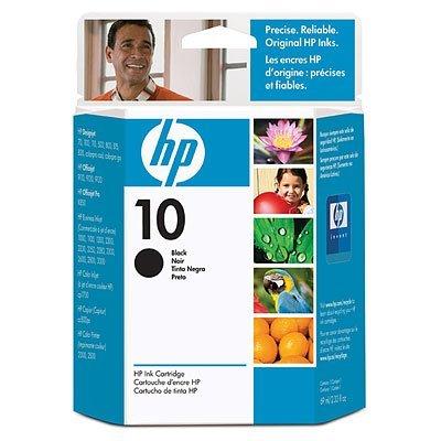 Картридж HP № 10 (C4844A) для DJ 2000C/DJ2000 черный (C4844A)Картриджи для струйных аппаратов HP<br>подходит к DJ 2000C/DJ2000/2200/2250/2230/2280/2600/1700/ designjet 500/800, 1750 стр. и 1450 стр. для принтеров HP Business Inkjet 2000 и 2500.<br>