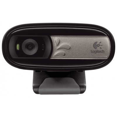 Веб-камера Logitech WebCam C170 (960-000760) logitech c615 black веб камера
