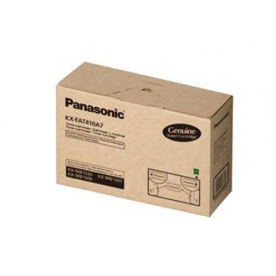 Тонер картридж Panasonic KX-FAT410A для KX-MB1500/1520RU (2 500 стр) (KX-FAT410A7) тонер картридж kx fat92
