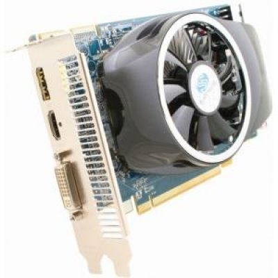 Видеокарта 1024Mb Sapphire ATI Radeon HD6450 DDR3 HDMI/DVI-D/VGA (11190-02-20G) Lite RTL (11190-XX-20G) original gpu veineda graphic card hd6850 2gb gddr5 256bit game video card hdmi vga dvi for ati radeon instantkill gtx650 gt730