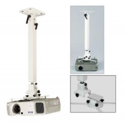 Универсальное потолочное крепление ScreenMedia SM-D-1 для проектора, 70-116 см (SM-D-1)Кронштейны для проекторов ScreenMedia<br>Универсальное потолочное крепление ScreenMedia SM-D-1 для проектора, 70-116 см<br>