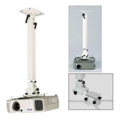 Универсальное потолочное крепление ScreenMedia SM-D-2 для проектора, 24 см (SM-D-2) крепеж screenmedia d 2 потолочный универсальный 24см нагрузка до 25кг