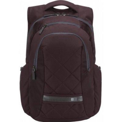 Рюкзак для ноутбука Case Logic DLBP-116P, нейлон, фиолетовый, 15-17 (DLBP-116P) рюкзак case logic 16 0 dlbp 116k black